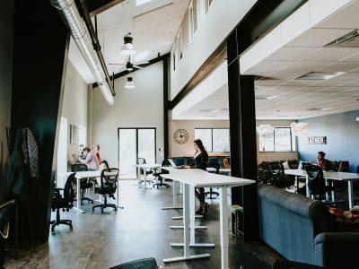 Flex Membership - inside HubNed co-working space in Nederland